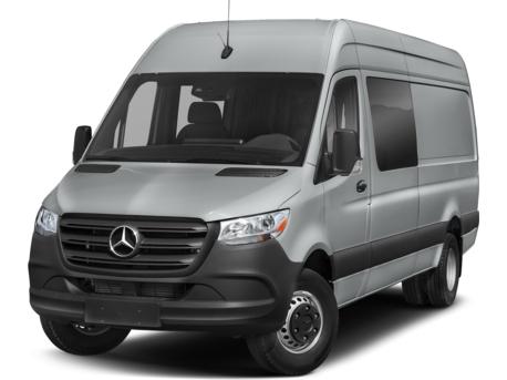 2019_Mercedes-Benz_Sprinter 2500 Crew Van__ Medford OR