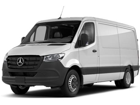 2019_Mercedes-Benz_Sprinter Cargo Van__ Medford OR