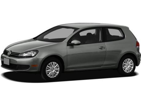 2012 Volkswagen Golf TDI w/Sunroof & Nav Brainerd MN
