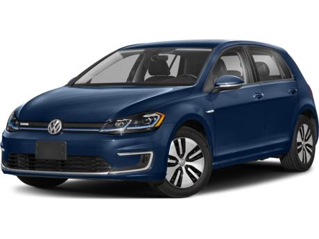 2018 Volkswagen e-Golf 4-Door SE Westborough MA
