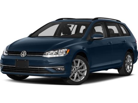 2019 Volkswagen Golf SportWagen S Watertown NY