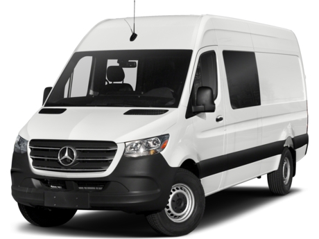 2019 Mercedes-Benz Sprinter 2500 Crew Van  Medford OR