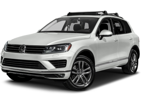 2016 Volkswagen Touareg Lux Brainerd MN