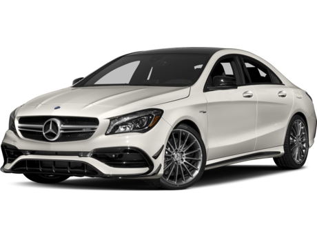2018 Mercedes-Benz CLA AMG® 45 Coupe Portland OR