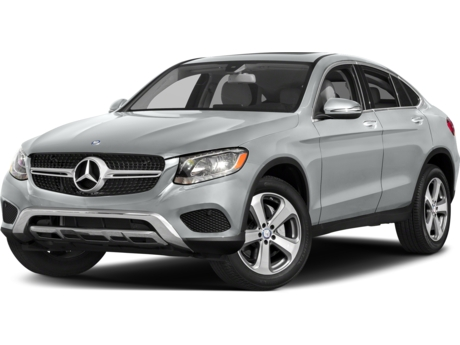 2019 Mercedes-Benz GLC 300 4MATIC® Coupe Marion IL