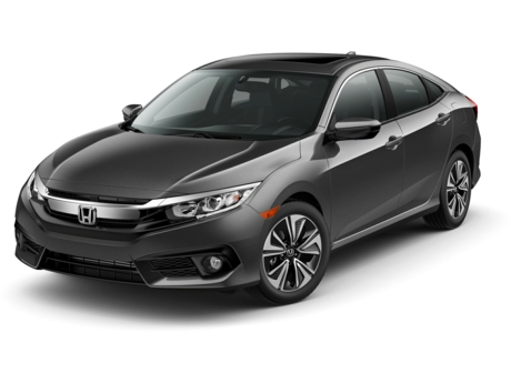 2018 Honda Civic Sedan 4DR SDN EX-L CVT Brooklyn NY
