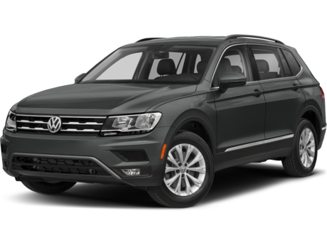 2019 Volkswagen Tiguan S with 4MOTION® Brainerd MN