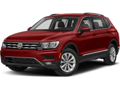 2019 Volkswagen Tiguan 2.0T SE 4MOTION Westborough MA