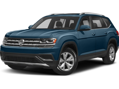 2019 Volkswagen Atlas V6 SE with Technology and 4MOTION® Midland TX