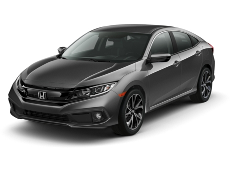 2019 Honda Civic Sedan 4DR SDN SPORT CVT Brooklyn NY