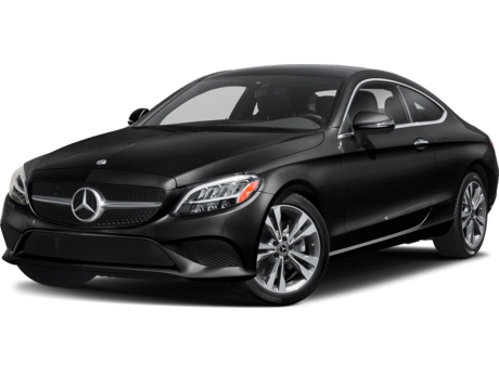 2019 Mercedes-Benz C-Class 300 4MATIC® Coupe Morristown NJ