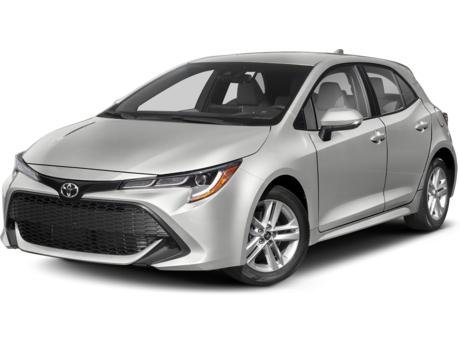 2019 Toyota Corolla Hatchback SE Lexington MA