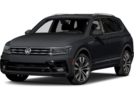 2019 Volkswagen Tiguan SEL Premium R-Line with 4MOTION® Watertown NY