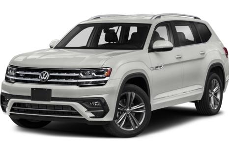 2019_VOLKSWAGEN_Atlas_V6 SE 4Motion_ Everett WA