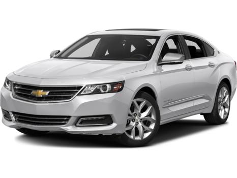 2015_Chevrolet_Impala_LS_ Salisbury NC