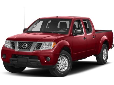 2014_Nissan_Frontier_SV_ Salisbury NC