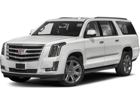 2019_Cadillac_Escalade ESV_Platinum Edition_ Salisbury NC