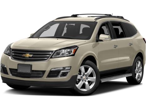 2017_Chevrolet_Traverse_LT_ Salisbury NC