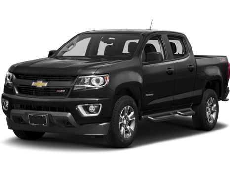 2018_Chevrolet_Colorado_Z71_ Salisbury NC