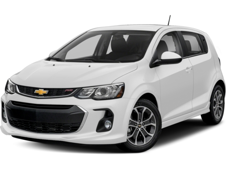 2019_Chevrolet_Sonic_LT_ Salisbury NC