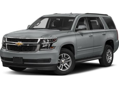 2019_Chevrolet_Tahoe_LT_ Salisbury NC