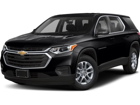 2019_Chevrolet_Traverse_LS_ Salisbury NC