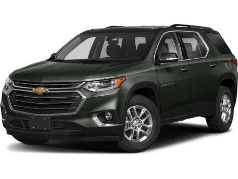 2019_Chevrolet_Traverse_LT_ Salisbury NC