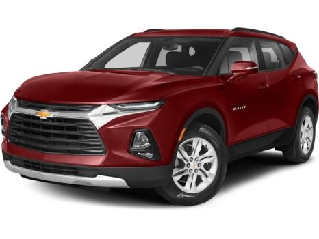 2019_Chevrolet_Blazer_Premier_ Salisbury NC