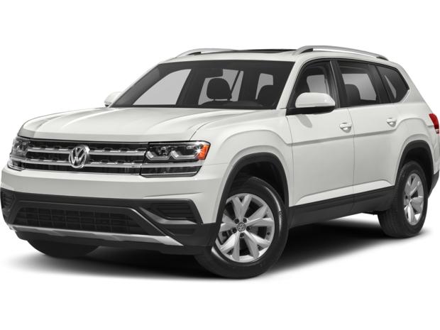 2019 Volkswagen Atlas 3.6L V6 SE FWD Ventura CA