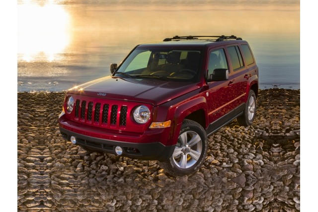 2014_Jeep_Patriot_Latitude_ Torrance CA