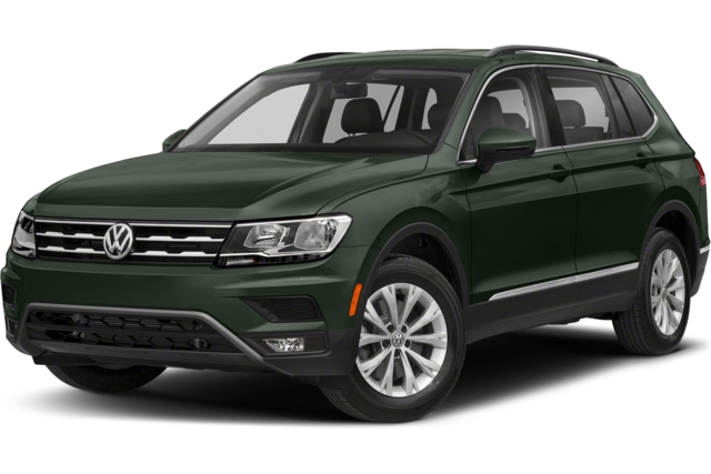 2019 Volkswagen Tiguan S with 4MOTION® Gladstone OR
