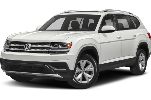 2019 Volkswagen Atlas V6 S with 4MOTION® Gladstone OR