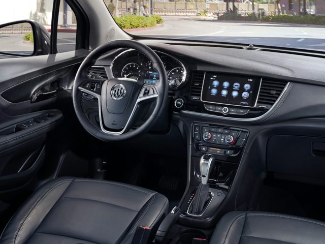 2020 Buick Encore Front Seat