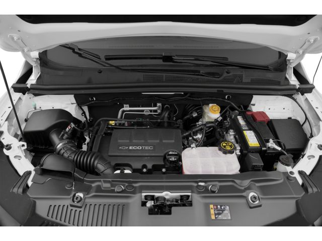 2020 Chevrolet Trax Engine