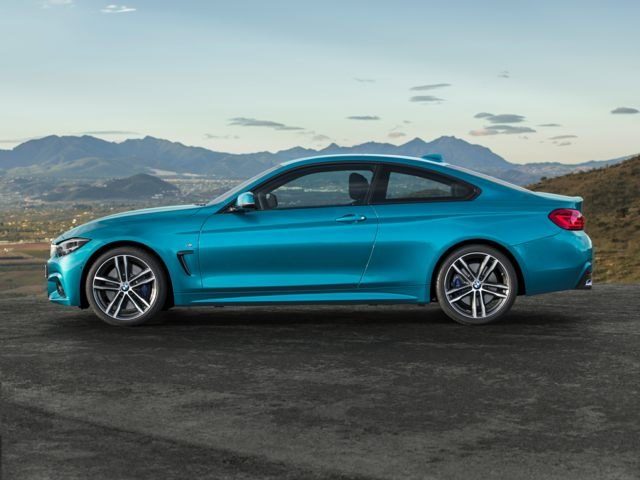 2020 BMW 4 Series Side