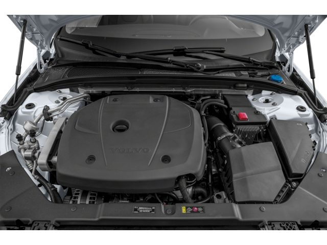 2020 Volvo V60 Cross Country Engine