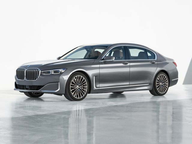 2020 BMW 7 Series in Charlotte