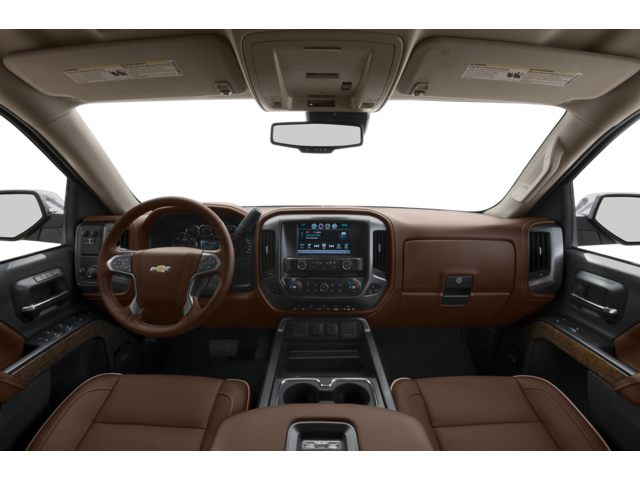 2018 Chevy  Silverado 1500 High  Country Interior Cabin