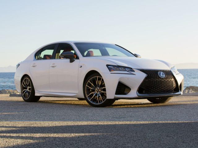 2020 Lexus GS Side