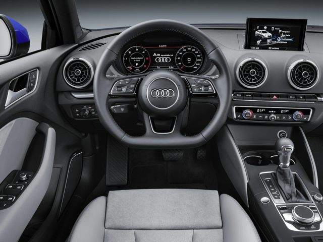 2020 Audi A3 Front Seat