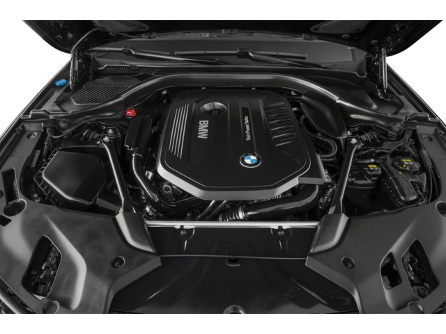 2020 BMW 5 Series Engine