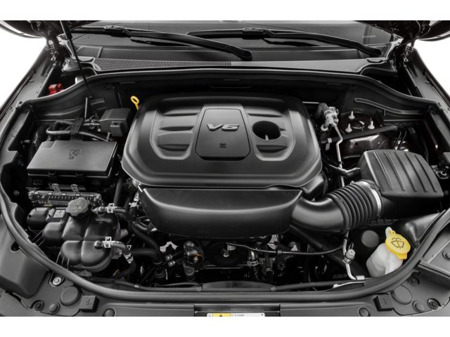 2021 Jeep Grand Cherokee Engine