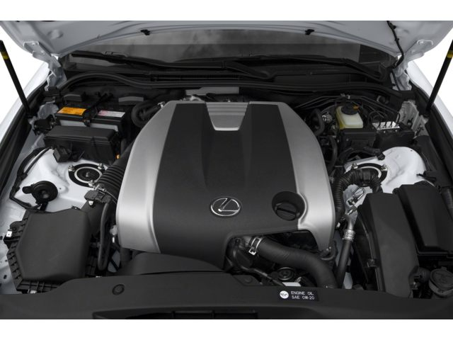 2020 Lexus IS Engine