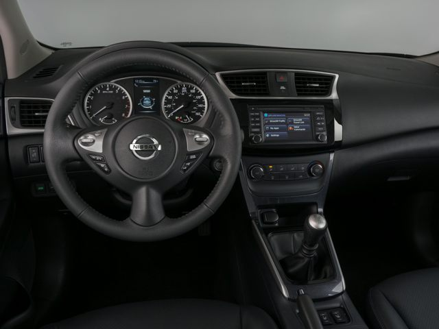 Nissan Sentra Driver Console