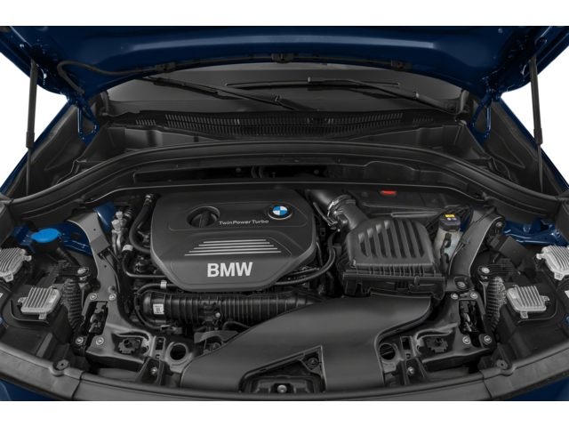 2019 BMW X2 Engine