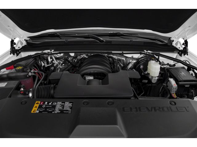2020 Chevrolet Tahoe Engine