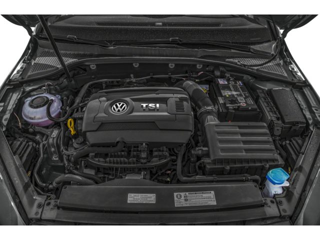 2019 Volkswagen Golf Alltrack Engine