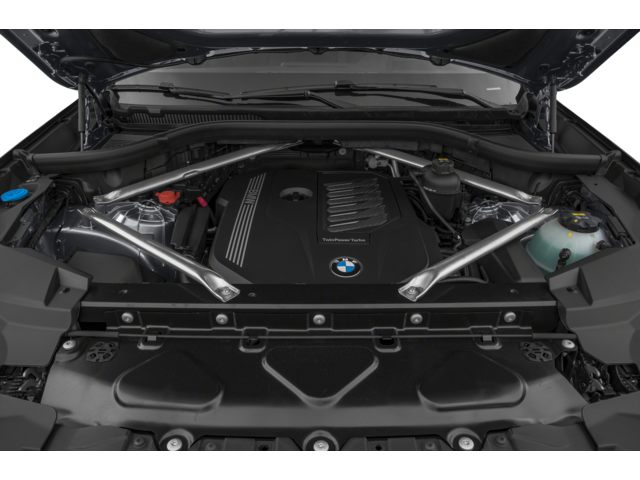 2020 BMW X5 Engine