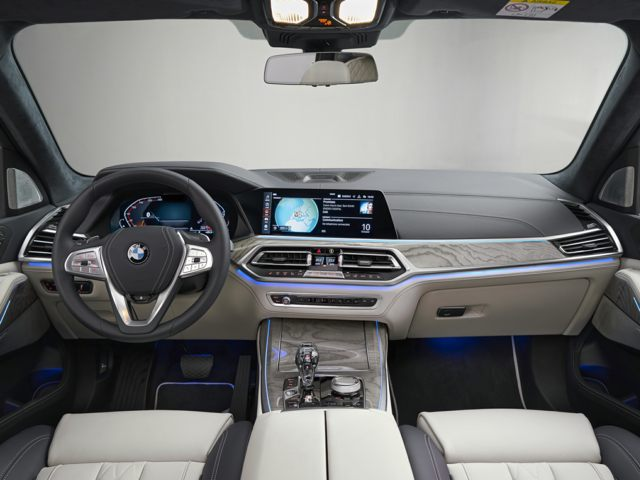 2019 BMW X7 Dashboard