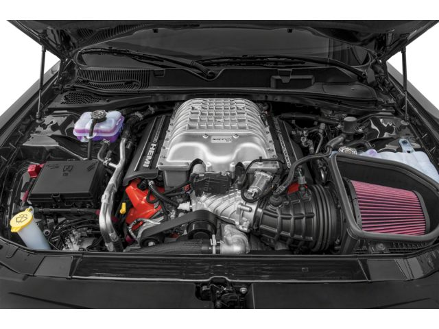 6.2-liter Supercharged Hemi® V8 SRT® Engine